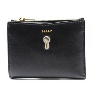 Bally Cogan Women's Leather Ultra-Slim Wallet